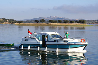 Hausboote in Portugal