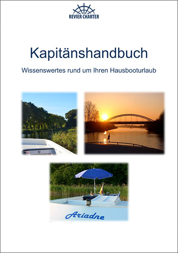 Bordbuch Revier Charter