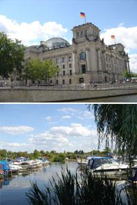 hausboot mieten in brandenburg berlin deutschland. Black Bedroom Furniture Sets. Home Design Ideas