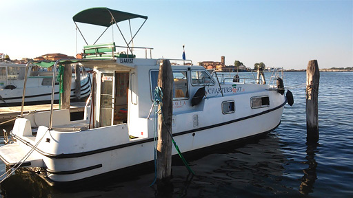 Hausboot New Con Fly in Chioggia