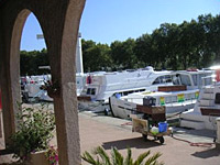 Marina Locaboat Holidays - Port Occitanie in Argens-Minervois